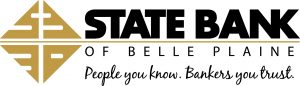 State Bank of Belle Plaine - Gold Sponsors of BBQ Days 2020