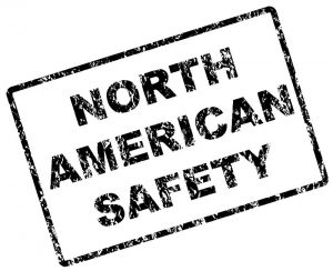 North American Safety - Silver Sponsors of Scenic Byway River Run 2020