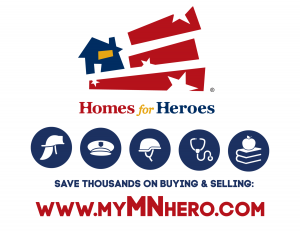 Homes For Heros; Becky Boelter - Edina Realty - Silver Sponsors of BBQ Days – July 2019